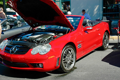 Oak Bay Collector Car Show - Mercedes AMG 2017