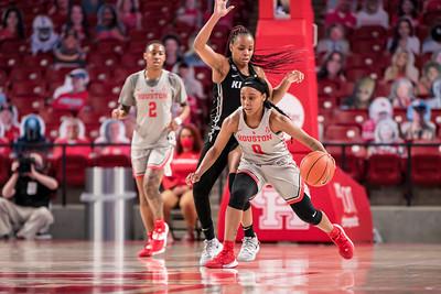 2021-Jan-23 NCAA Women's Basketball | Houston Cougars v UCF Knights