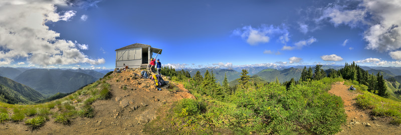 WA State Fire Lookouts