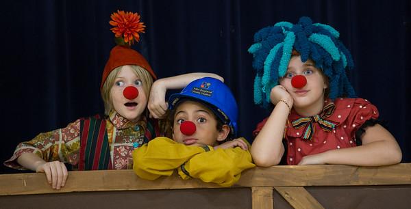 Clowns in a Joke Factory
