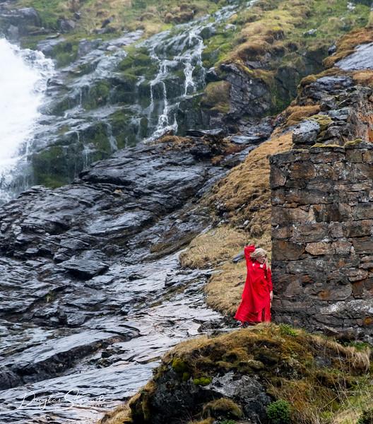 Waterfall Dancer