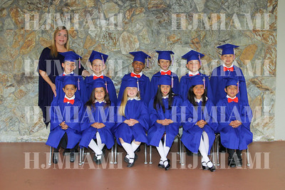 Kindergarten Cap & Gown