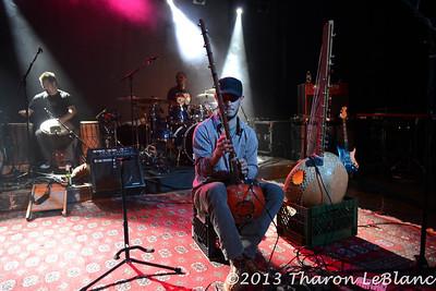 Toubab Krewe, Pink Garter Theatre, Jackson, WY, April 6, 2013