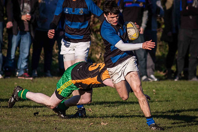 Mount Temple vs St Finian's Leinster McMullen Cup