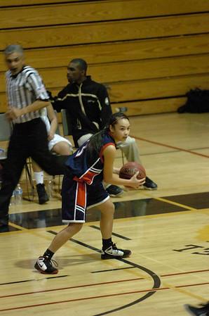 Twins Basketball 2013