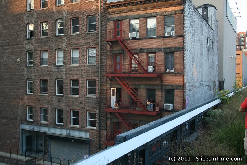 The High Line, New York City, New York