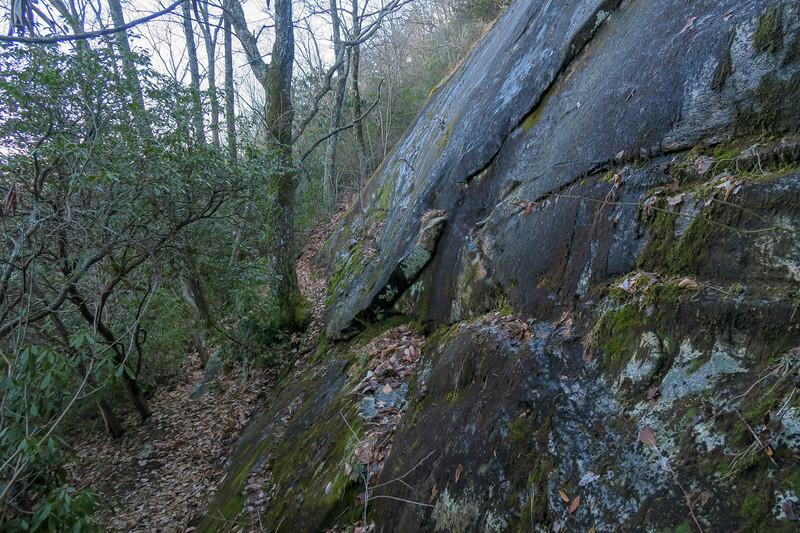 Naturaland Trust Trail -- 2,830'