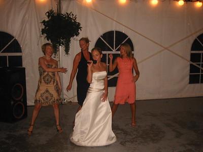 Scott and Nicole Rice's Wedding, September 1-4, 2005 Whitefish, Montana