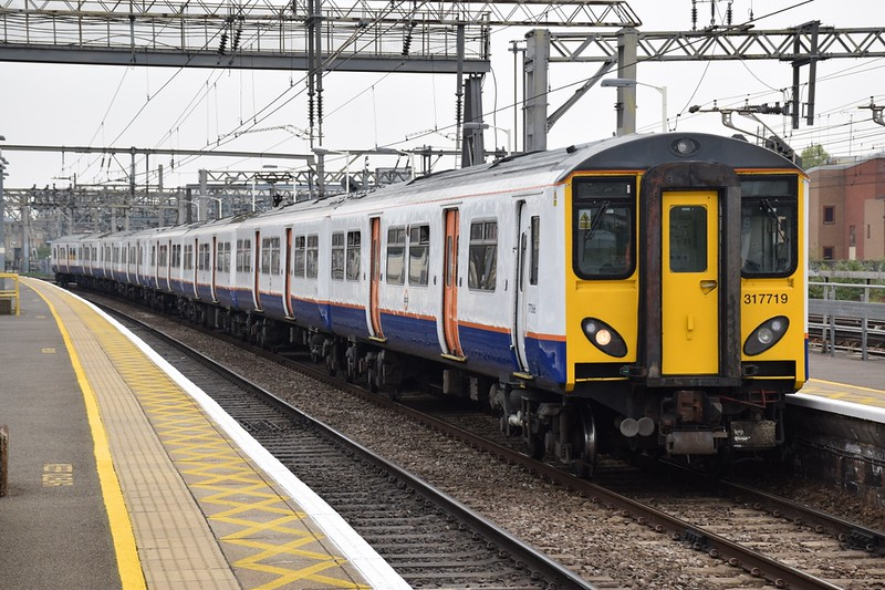 317 719 Bethnal Green 1 May 2019