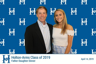 Holton-Arms Class of 2019 Father-Daughter Dinner