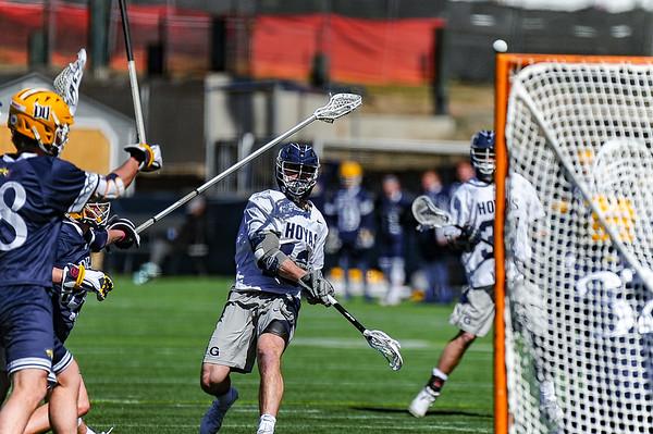 Georgetown Hoyas vs. Drexel Men's Lacrosse 3-16-19