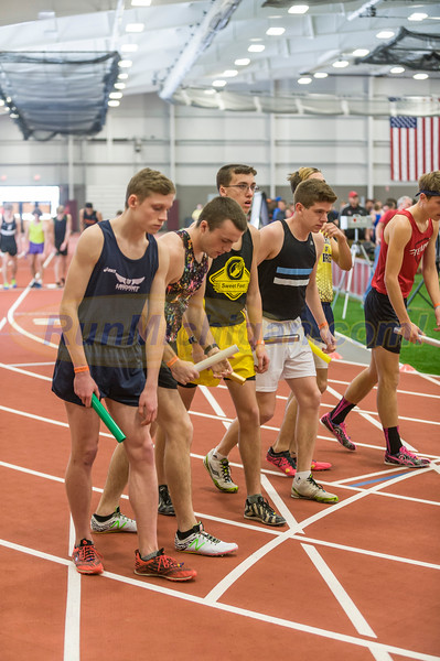 MITS 2016 - Men's 4 x 800 Relay