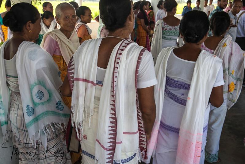 Karbi Women
