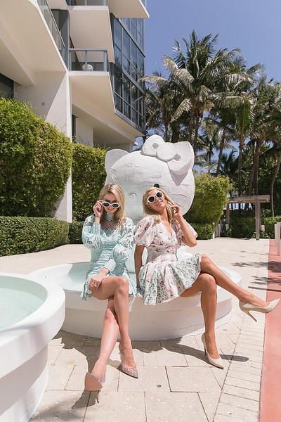 Nicky & Paris Hilton 2021