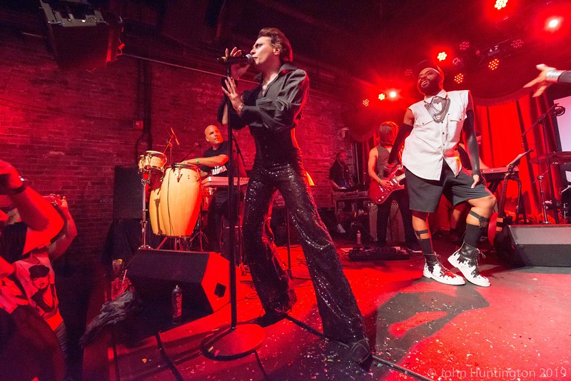 14th Annual Maddonathon at the Brooklyn Bowl, August 12, 2017