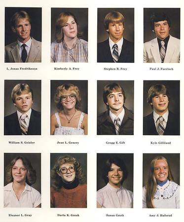 Pottsgrove Class of 1981 Yearbook