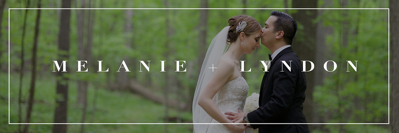 Melanie + Lyndons Wedding