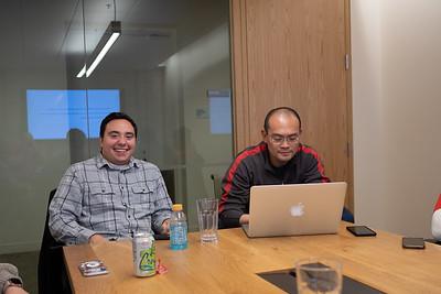 Eng + Design meetup Feb 2019