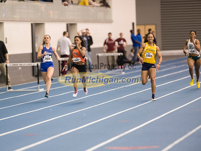 Women's 200M - 2013 GVSU Big Meet Day 1