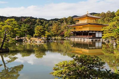 Japan - Kyoto - Kinkaku-ji