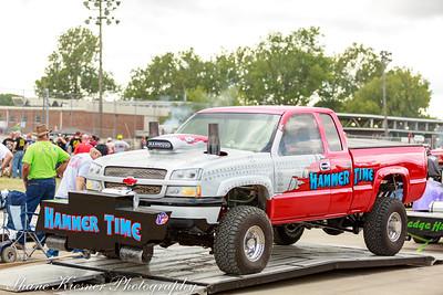 Iowa State Fair Truck Pull