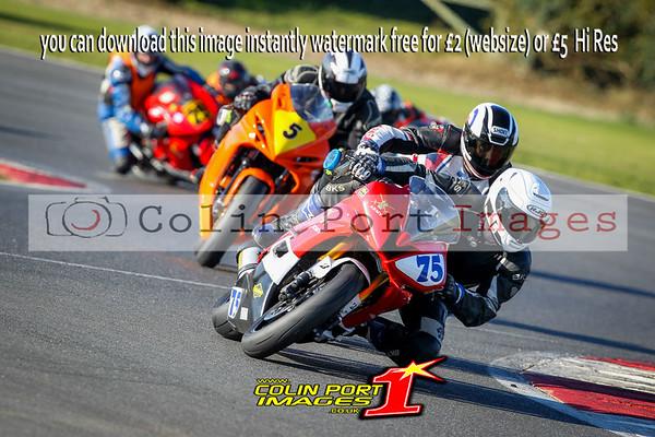 Military Race Snetterton TSGB 2018