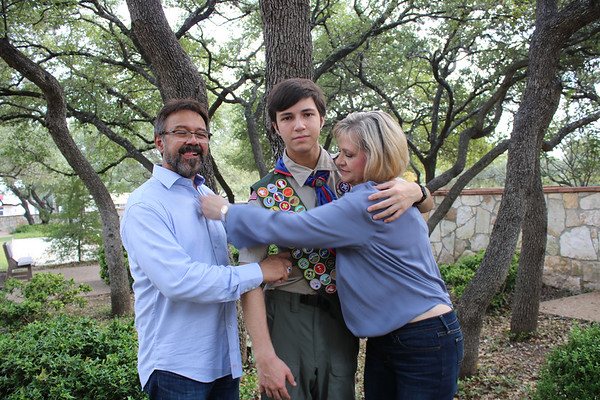 Eagle Scout Wyatt