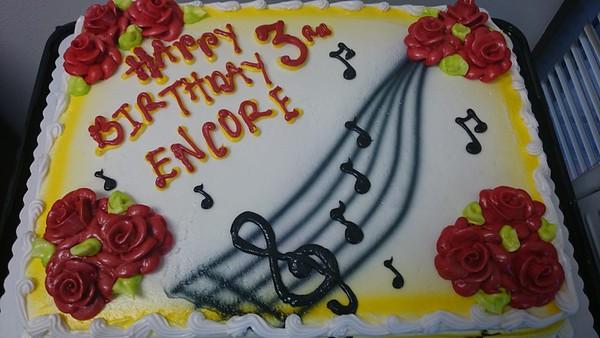 Anniversaries at ENCORE
