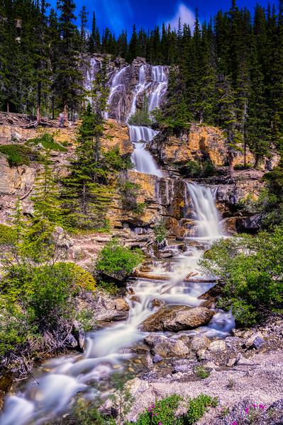 Banff and Jasper National Parks