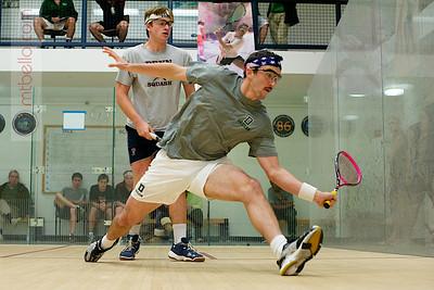 2010-11-07 Thomas Mattsson (Penn) and Chris Hanson (Dartmouth)