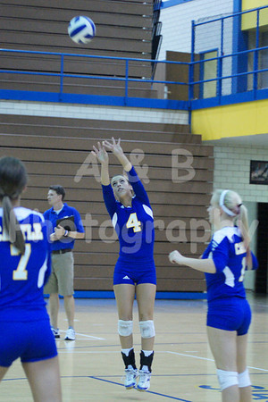 Castle Varsity Volleyball