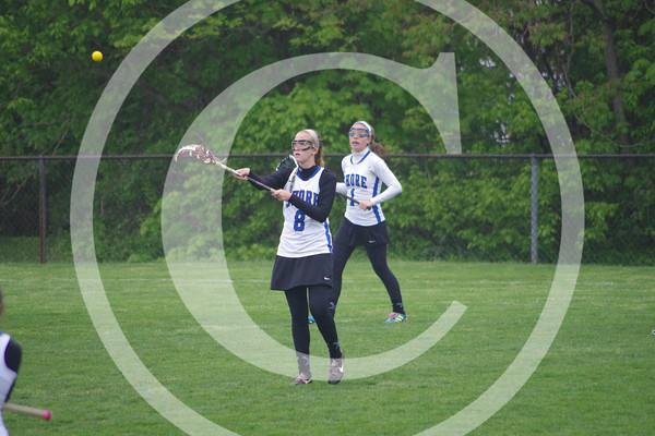 Shore vs Holmdel 2012 Girls Lacrosse