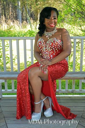 Tierra M Senior Prom