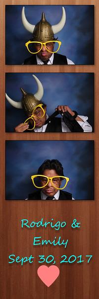 Photo booth wedding