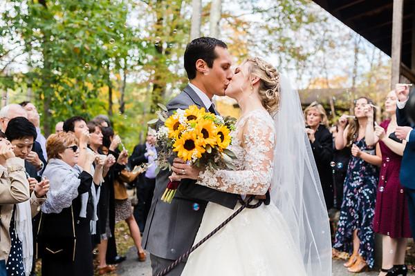 Sarah & John's Wedding