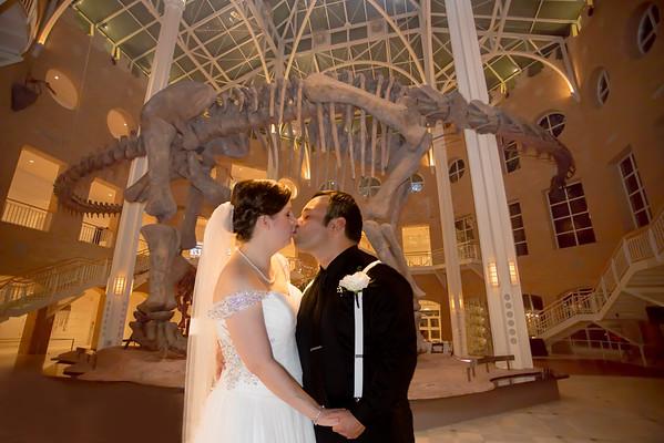 Sarah and Alvaro - Museum Wedding