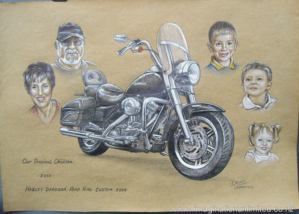 Harley softail and family.JPG