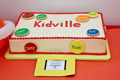 Kidville Montclair Grand Opening
