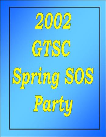 2002 GTSC Spring SOS Party