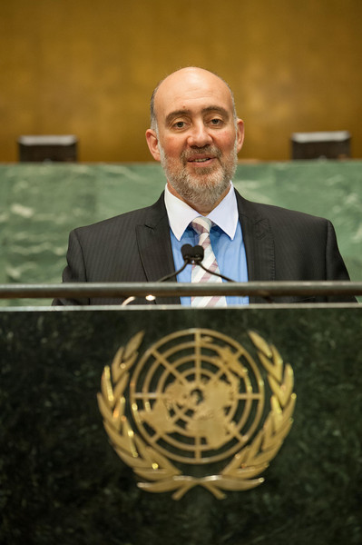 Ambassador Ron Prosor - JUSTICE event
