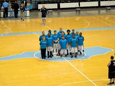 2018 UNC Basketball Clinic