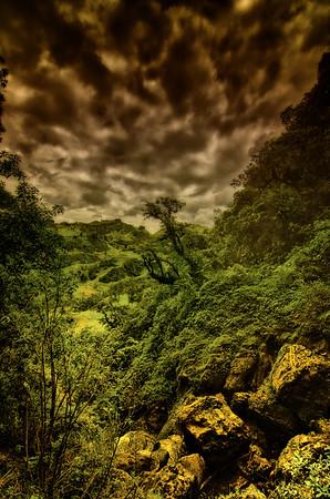 Waterfalls of Ecuador