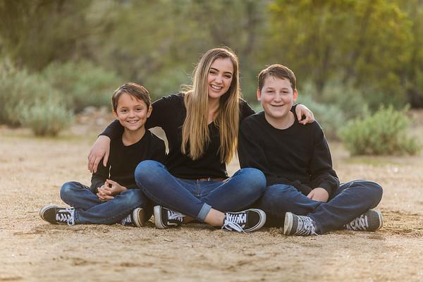 The W Family | Dec 2018 | Marana, AZ