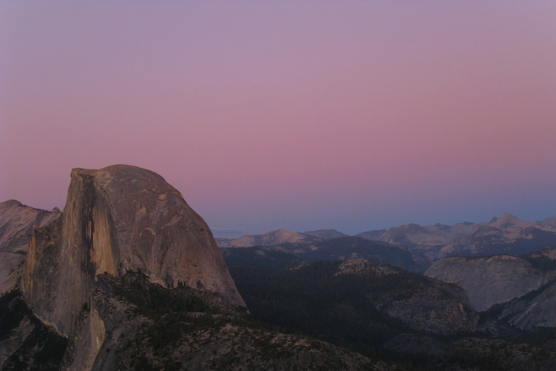 Glacier Point, Yosemite