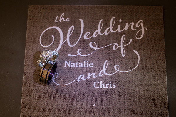 Natalie + Chris 9/30/16