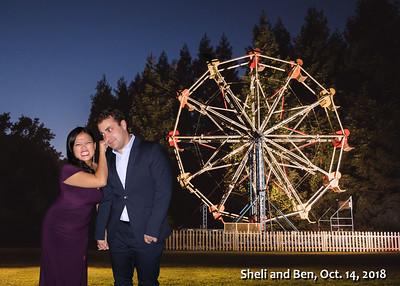 Sheli and Ben, Oct. 14, 2018