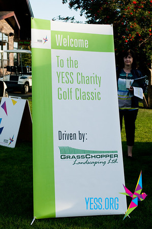 2013 YESS Charity Golf Classic