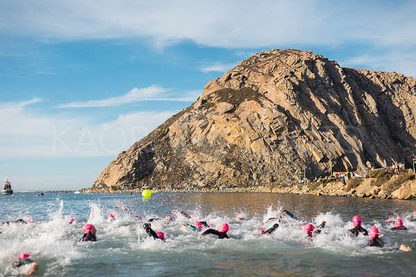 Morro Bay Triathlon 2018
