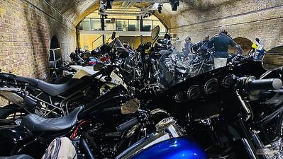 Rw6 Bike Shed, 6 Sep 2020