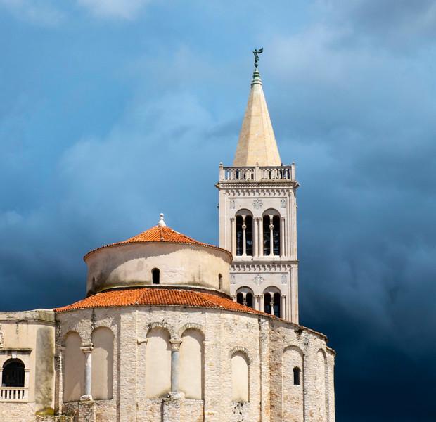 Cathedral, Zadar, Croatia